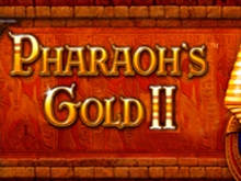 В казино Вулкан аппарат Pharaohs Gold 2
