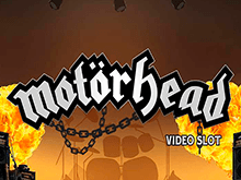 Играть в Вулкан казино в Motörhead Video Slot