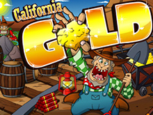 Азартная игра California Gold с джекпотом